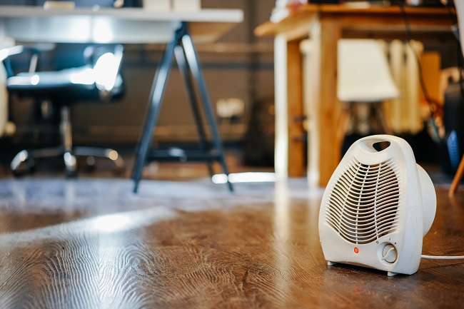 2 Essential Tips for Using a Space Heater Safely