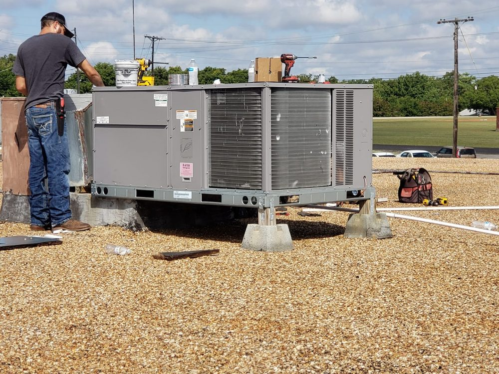 Do You Need a Rooftop HVAC Unit for Your Business?